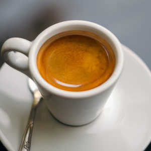 Predaj kávy na najvyššej úrovni