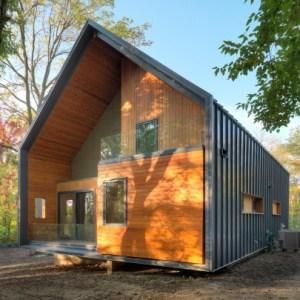 Drevené nízkoenergetické domy