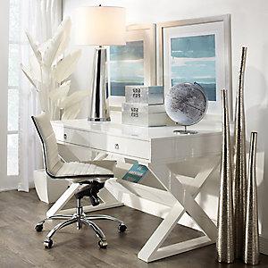 Kancelársky nábytok do malej kancelárie