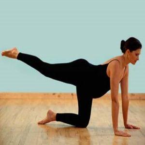 Cvičenie v tehotenstve a jóga