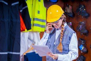 Pracovné odevy pre zamestnancov