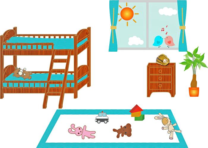 Patrové postele pro větší děti