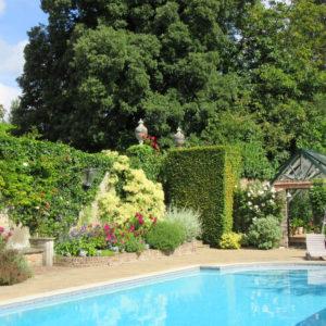 Kopané bazény na záhrade