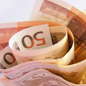 Crowdfunding a financie