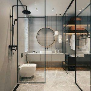 Rekonštrukcia malej kúpeľne a jej zásady